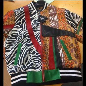 Earlybirds custom bomber jacket